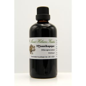 Monnikspeper-tinctuur 100 ml