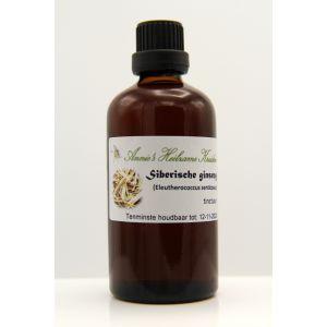 Siberische ginseng-tinctuur 100 ml