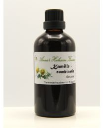 Kamille-combinatie tinctuur 100 ml