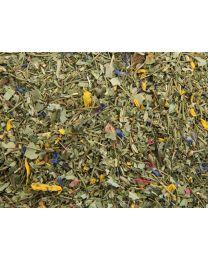 Bergkruiden thee-250 gram (houdbaar tot 11-2018).
