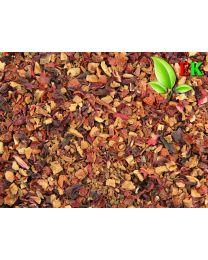 Vruchtenthee Woestijnzon Extra kwaliteit 1000 gram (ten minsten houdbaar tot 03-2021)