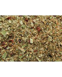 Warme sjaal thee 100 gram (ten minsten houdbaar tot 09-2020)