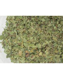 Zwarte Aalbesblad 100 gram (ten minsten houdbaar tot 06-2020)