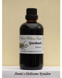 IJzerhard-tinctuur 100 ml