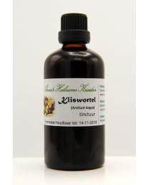Kliswortel-tinctuur 100 ml