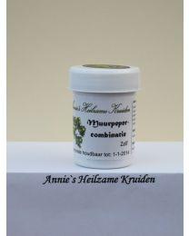 Muurpepercombinatie-zalf 35 ml