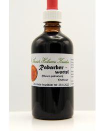 Rabarberwortel-tinctuur 100 ml