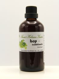 Hop-combinatie tinctuur 100 ml