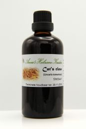 Cat's claw-tinctuur 100 ml