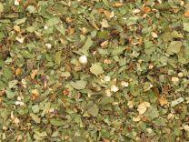 Meidoorn (blad met bloem)