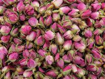 Rozenknopjes kleur roze
