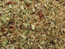 Warme sjaal thee 250gr (ten minste houdbaar tot 04-2022)