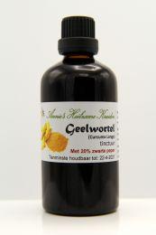 Geelwortel-tinctuur (Curcuma) 100 ml