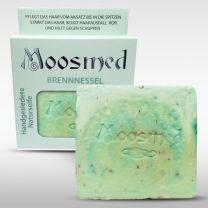 Moosmed-Naturseife Brennessel 100gram
