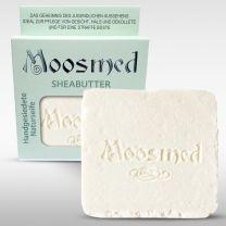 Moosmed-Naturseife Sheabutter 100gram