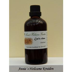 Cat's claw-tinctuur 100 ml