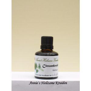 Citroenkruid-tinctuur 50 ml