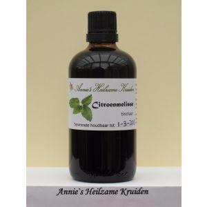 Citroenmelisse-tinctuur 100 ml